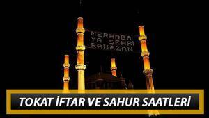 Tokatta oruç saat kaçta açılacak Tokat 2020 Ramazan imsakiyesi ve iftar ve sahur saatleri