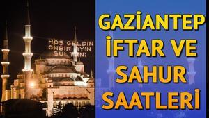 Gaziantepte ilk sahur saat kaçta 2020 Diyanet imsakiyesi ile Gaziantep sahur ve iftar saatleri