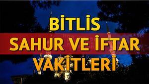 İmsakiye 2020: Bitlis sahur, imsak ve iftar vakti saat kaçta İşte Bitlis sahur ve sabah ezanı saati