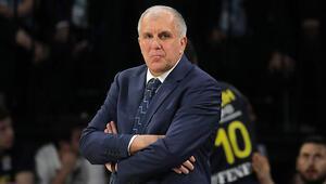 Son dakika: Zeljko Obradovicten Fenerbahçe Beko açıklaması