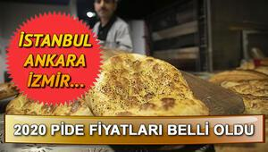 Pide fiyatları ne kadar oldu 2020 İstanbul, Ankara, İzmir Ramazan pidesi fiyat listesi