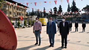 Reyhanlı'da 23 Nisan kutlaması