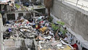 Çöp evden 30 ton atık çıktı