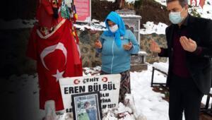 Şehit Eren Bülbül, 23 Nisan Ulusal Egemenlik ve Çocuk Bayramında da unutulmadı