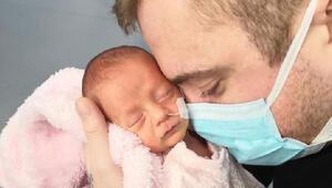 İskoçya'da koronavirüse yakalanan prematüre bebek iyileşti