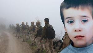 Kayıp 5 yaşındaki otizmli İbrahimi, 400 kişilik ekip arıyor