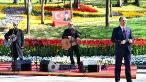 Son dakika haberler... İstanbulda 100. Yıl konseri