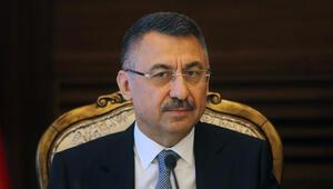 Cumhurbaşkanı Yardımcısı Oktay, Özbekistan Başbakan Yardımcısı Umurzakov ile telefonda görüştü