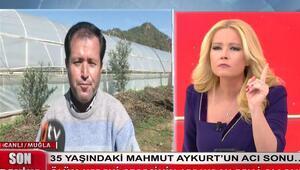 Burhan Aykurt cinayetinde son durum: Burhan Aykurtu kim öldürdü Burhan Akyurtun abisi Mahmut Aykurta ne oldu
