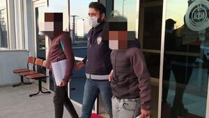 16 yaşındaki 2 hırsızlık şüphelisine ev hapsi cezası