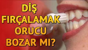 Diş fırçalamak orucu bozar mı Ağzı çalkalamak orucu bozan durumlar arasında mı