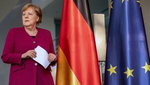 Merkel yeni açılımlar için tarih verdi: 6 Mayıs