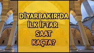 Diyarbakır 2020 imsakiye: Diyarbakır'da iftara ne kadar kaldı Diyarbakır iftar ve sahur saatleri
