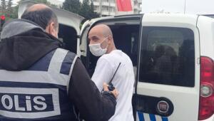 Kaybolan Mısırlı öğretmeni, polis kaldığı pansiyona götürdü