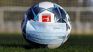 Bundesligada maskeyle sahaya çıkma fikri