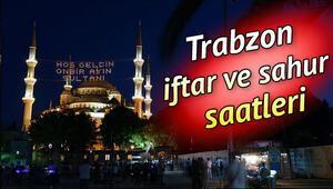 Trabzon ramazan 2020 imsakiyesi: Trabzonda sahur vakti saat kaçta ne zaman Trabzon iftar ve sahur vakitleri
