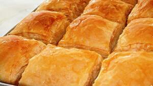 Karadeniz Bölgesinin börek görünümlü tatlısı: Laz böreği
