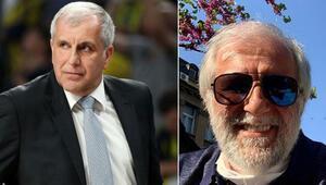 Fenerbahçe Başantrenörü Zeljko Obradovic yeni imajıyla şaşırttı