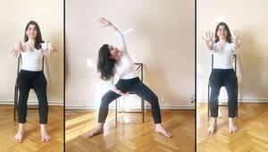 Karantinada kalp yogası