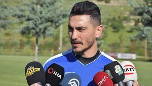 Yeni Malatyaspor kaptanı Murat Yıldırım: Maçların oynanması taraftarıyım