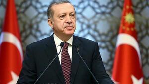 Cumhurbaşkanı Erdoğandan Çanakkale Kara Savaşlarının ve Anayasa Mahkemesinin yıl dönümleri mesajları