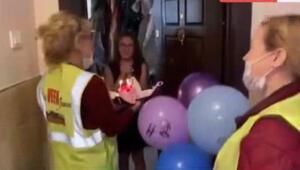 Doğum gününde Vefa buluşturdu