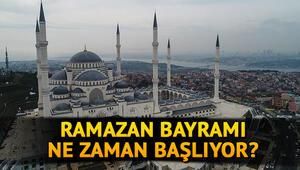 Ramazan Bayramı 2020 hangi gün başlayacak Ramazan Bayramı ne zaman başlar