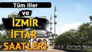 İftar vakitleri imsakiye 2020: İzmirde iftar vaktine ne kadar kaldı, iftar saat kaçta Akşam ezanı kaçta okunacak