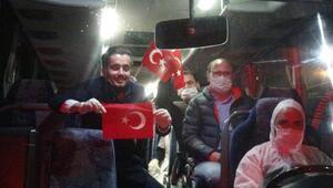 Kosovadan getirilen üniversiteli: Türkiye, hiçbir vatandaşını yalnız bırakmadı