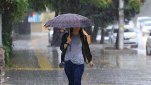 27 Nisan hava durumu tahminleri: Hava nasıl olacak Meteorolojiden yeni hafta için sağanak uyarısı