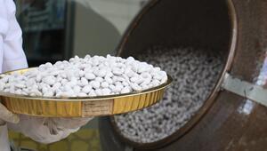 Ramazan geldi, beyaz altın badem şekerine talep patladı