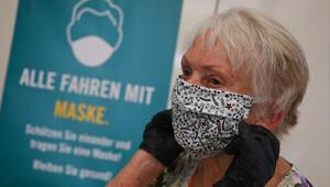 Almanya'da maske takma zorunluluğu bugün başladı
