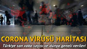 30 Nisan Corona Virüsü Türkiye son durum tablosu: Türkiye vaka ve ölüm sayısı.. İşte Covid 19 Türkiye tablosu