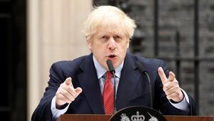 İngiltere Başbakanı Johnsondan 22 gün sonra ilk açıklama