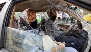 İranda son 24 saatte Corona Virüsten 96 can kaybı