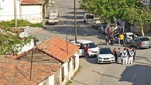 Polis bu sabah operasyon düzenledi Pes dedirten savunma