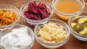 Evdeyken beslenmenize eklemeniz gereken probiyotikler