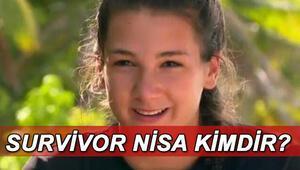 Survivor Nisa Bölükbaşı nereli Survivor Nisa kimdir, kaç yaşında