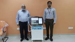 Pakistan solunum cihazı prototipi geliştirdi