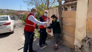 Çalışmalara gönüllü destek