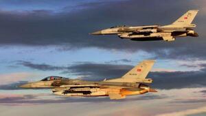 MSB: 2 PKKlı terörist hava operasyonunda etkisiz hale getirildi