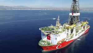 Trabzon Limanı Fatih sondaj gemisini bekliyor
