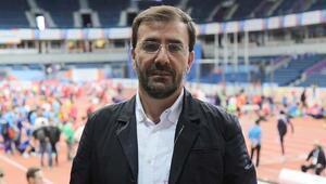 Fatih Çintimar: Tesislerimizi sporculara açacağız
