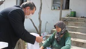 Manyasta VEFA Sosyal Destek Grubu, vatandaşların yardımına koşuyor