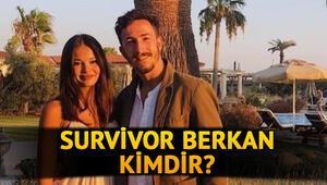 Survivor Berkan kimdir, kaç yaşında nereli Survivor Berkan Karabulutun biyografisi