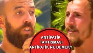 Antipatik ne demek TDK'ya göre antipati ve antipatik nedir Survivora antipatik tartışması damga vurdu