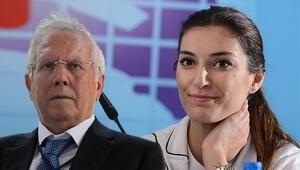 Aziz Yıldırım, Neslihanı Fenerbahçeye istemiş: Kızım takımı satın alalım o zaman