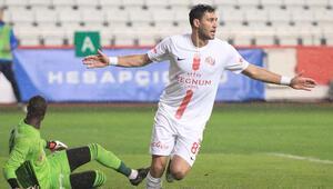 Antalyaspor yenilmezlik serisini sürdürmeyi istiyor