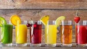 Ramazanda sıvı kaybını önlemek için meyve suyu tüketin
