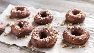 O nefis tatlıları evinize getiriyoruz Evde donut tarifi